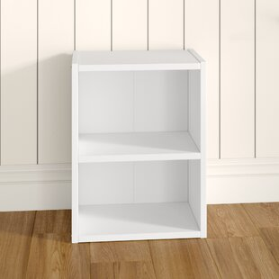 Rack Bookcase By Marlow Home Co.