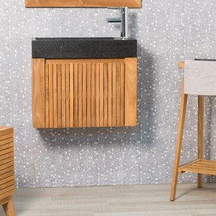 Knutsford 60mm Wall Hung Single Vanity Unit By Bay Isle Home