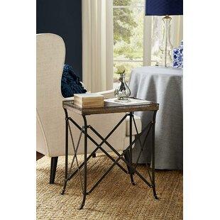 Abita End Table by Fleur De Lis Living