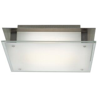 Retha LED Outdoor Flush Mo..