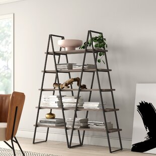 Keeble Etagere Bookcase by Mercury Row Sale