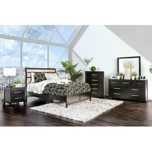 Midwest Sleigh Configurable Bedroom Set
