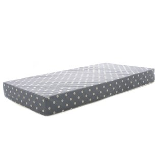 Best Choices Hypoallergenic 5 Toddler & Crib Mattress By Alwyn Home