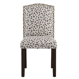 Wrought Studio Grays Ferry Nail Button Arched Neo Leo Side Chair