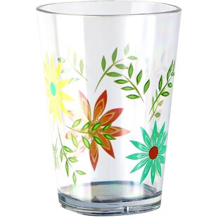 Happy Days 8 oz. Acrylic Drinking Glass (Set of 6)