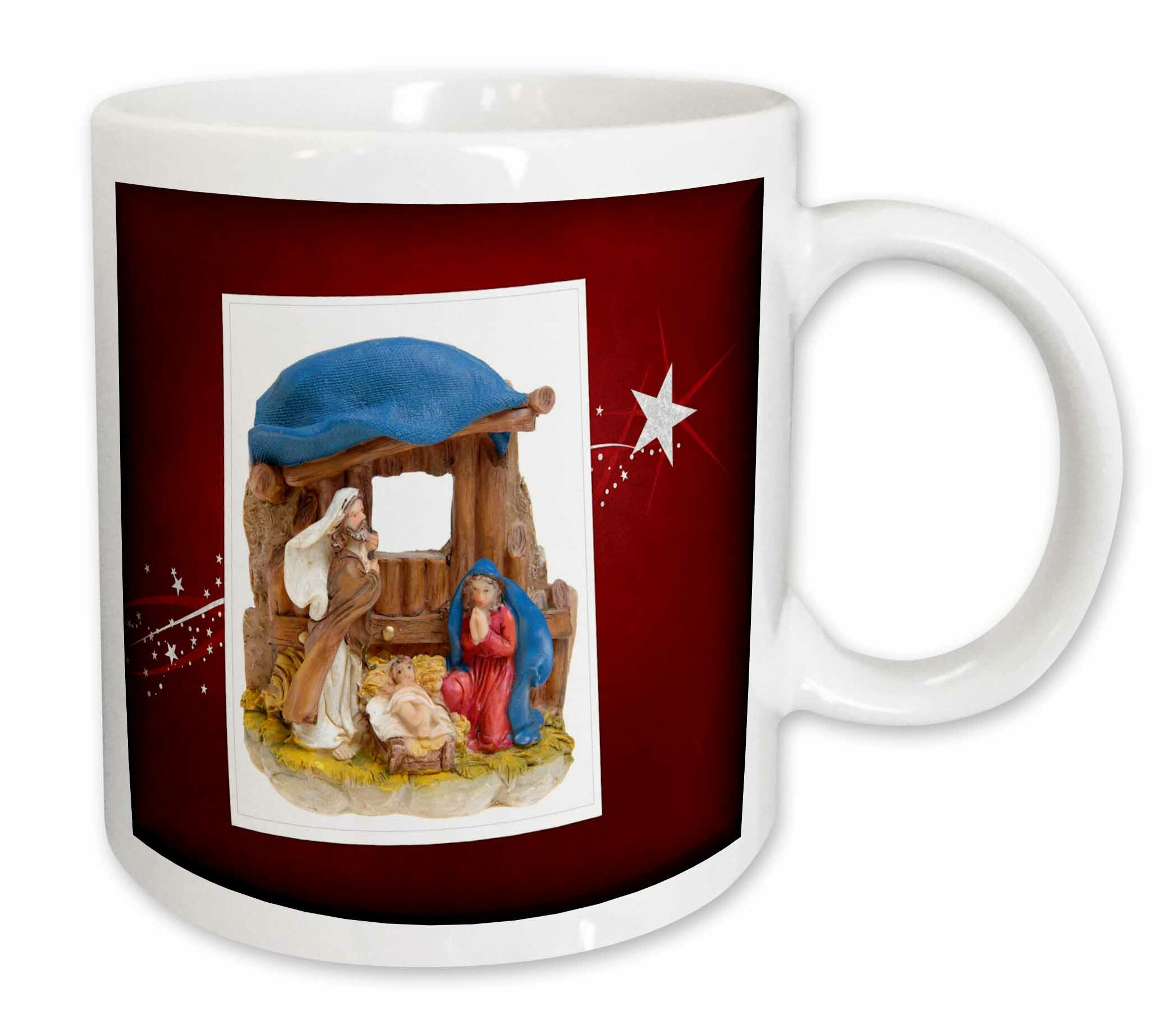 3drose Nativity Scene Coffee Mug Wayfair