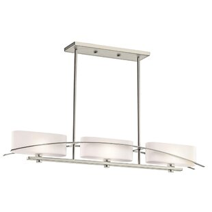 Kichler Suspension 3-Light Linear Pendant