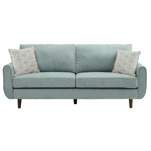 Affordable Belmonte Upholstered Sofa by George Oliver Reviews (2019) & Buyer's Guide