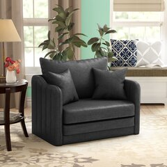 Convertible Fabric Accent Chairs You Ll Love In 2021 Wayfair