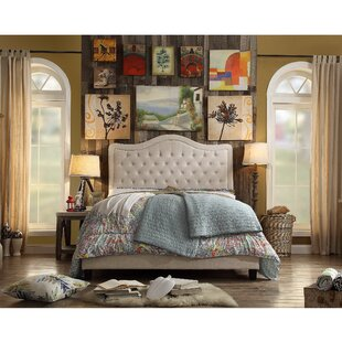 Bannan Upholstered Platform Bed by House of Hampton