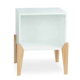 Reiff Stackable Cube Unit Bookcase by Wrought Studio