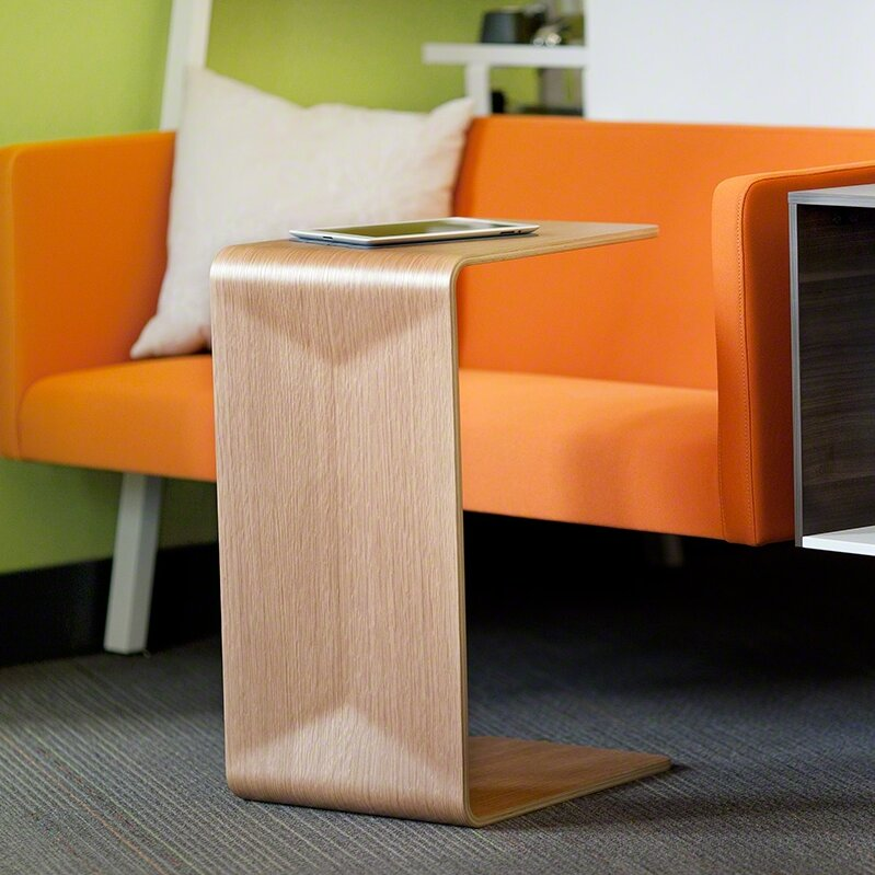Steelcase Campfire C Table End Table Reviews Wayfair