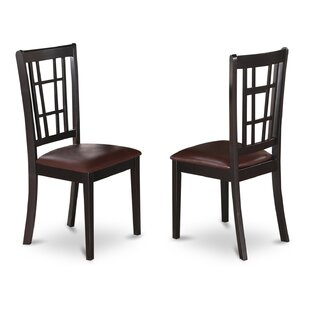 Nicoli Side Chair (Set Of 2) by East West Furniture Fresh