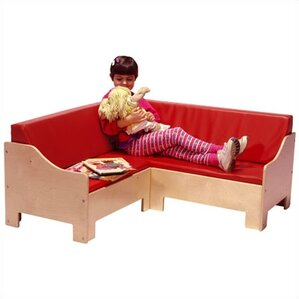 Corner Kids Sofa by Steffy Wood Products