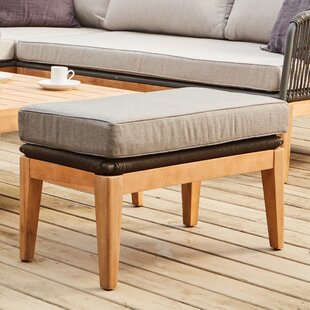 Malvena Stool With Cushion By Sol 72 Outdoor
