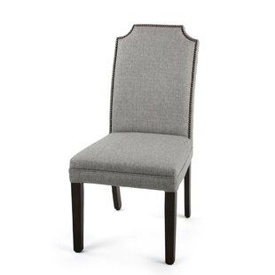 Jon Upholstered Dining Chair by Alcott Hill #2