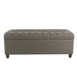 Noelle Upholstered Storage Bench by Charlton Home