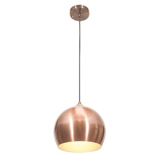 Ove Decors Cyprus 1-Light Novelty Pendant