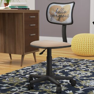 Fickes Hello Gorgeous Mesh Task Chair
