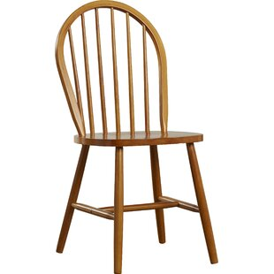 Friedell Solid Wood Dining Chair By Brambly Cottage