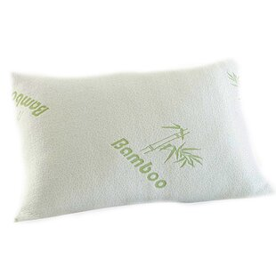 Zipper Memory Foam Pillow