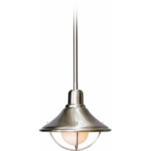 Volume Lighting 1-Light Cone Pendant