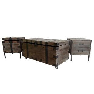 3 piece table set. Claude 3 Piece Lift Top Coffee Table Set