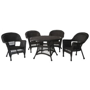 5 Piece Dining Set by Jeco Inc.