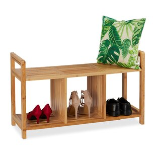 Madelyn Storage Bench By Natur Pur