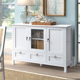 Dancy Traditional 3 Drawer Accent Cabinet by Highland Dunes