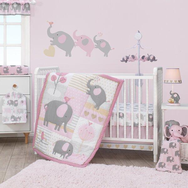 Pink Elephant Nursery | Wayfair