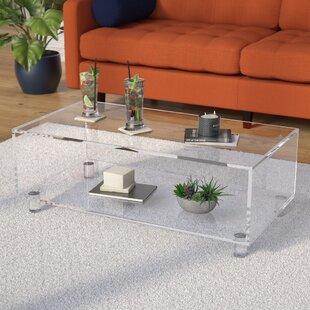 Bogardus Modern Coffee Table Mercury Row