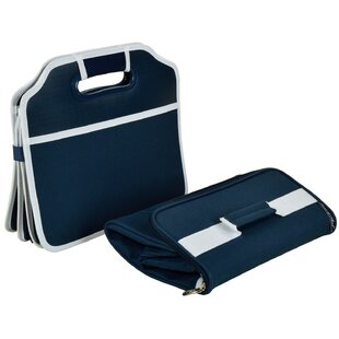 Order 2 Piece Collapsible Trunk Organizer and Cooler Set By Picnic at Ascot
