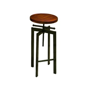 Williston Forge Mckelvy Adjustable Stool