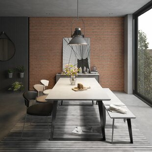 Soleil Dining Table by Orren Ellis