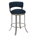 Madsen Swivel Bar & Counter Stool by Latitude Run