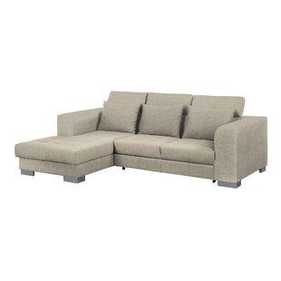 Kiana Corner Sofa Bed By Brayden Studio