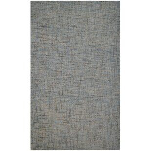 Marbel Hand Tufted Grey Wool by Bakero