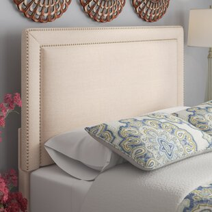 Three Posts Mclemore Upholstered Panel Headboard