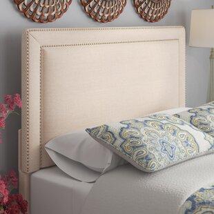 Three Posts Mclemore Upholstered Panel Headboard