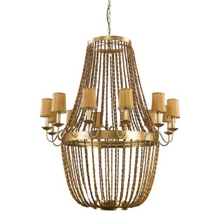 Marcia 12-Light Chandelier..