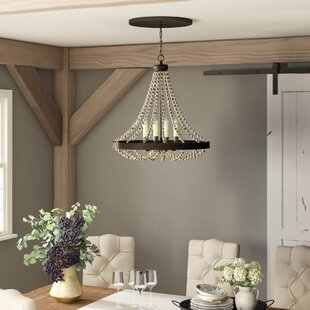 Artana 4-Light Candle Style Chandelier by Birch Lane™ Heritage