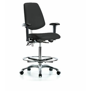 Oscar Drafting Chair by Symple Stuff Looking for