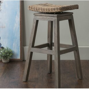 Zelma Barstool by Highland Dunes Top Reviews