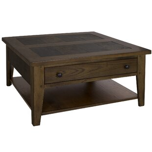Warfel Occasional Coffee Table with Lift Top