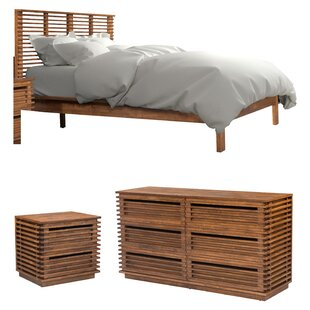 Glidden Platform Configurable Bedroom Set