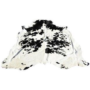 Reviews Black/White Area Rug ByRug Factory Plus