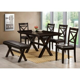 Trestle Base Dining Table LYKE Home