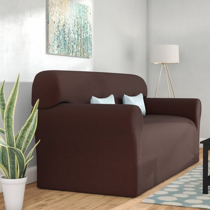 Astonishing Box Cushion Sofa Slipcover Beatyapartments Chair Design Images Beatyapartmentscom