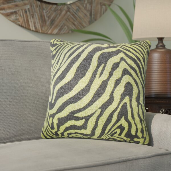 Zebra Print Throw Pillows Wayfair